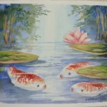 Water Color Picture Collection 42